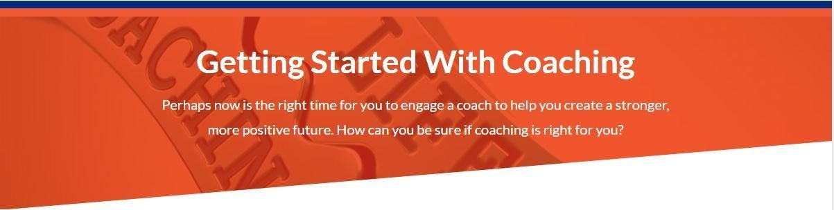 Getting Started with one-on-one coaching
