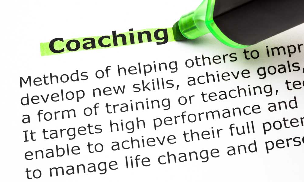 What Does a Coach Do?